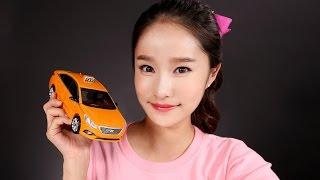 getlinkyoutube.com-캐리의 헬로카봇 소나타 아티 택시 장난감 변신 자동차 놀이 CarrieAndToys