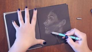Watch Me Draw : Reverse Drawing
