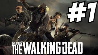 Overkill's The Walking Dead Gameplay Campaign & Horde Mode Anderson Camp Central George Town