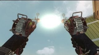getlinkyoutube.com-DUAL WIELD Ray Guns Gameplay!!