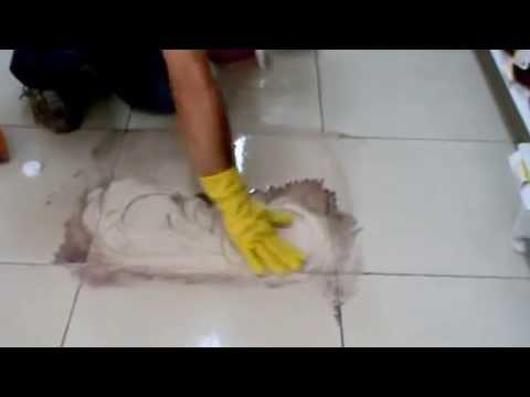 como limpiar el porcelanato