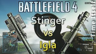 getlinkyoutube.com-BF4 Stinger vs Igla