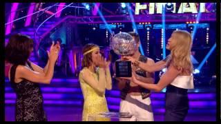 getlinkyoutube.com-Frankie Bridge - Strictly Come Dancing (The Final) [part 4] - 20th December 2014