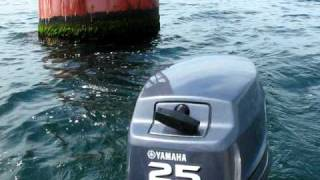 Download video 25 hp yamaha 14ft jon boat for Best prop for 25 hp yamaha 2 stroke