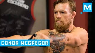 Conor McGregor Training for Nate Diaz | Muscle Madness