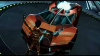 getlinkyoutube.com-Hot Wheels Battle Force 5 Fused - Enter The Splitwire