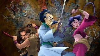 getlinkyoutube.com-Shaolin Wuzang Episode 8