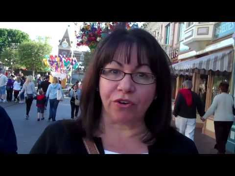 KIZER & BENDER:  Georganne Goes Undercover at Disneyland