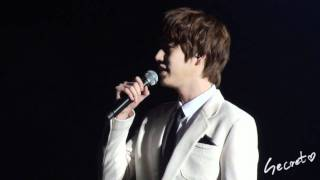 getlinkyoutube.com-110610 Way Back Into Love (KYUHYUN Ver.)