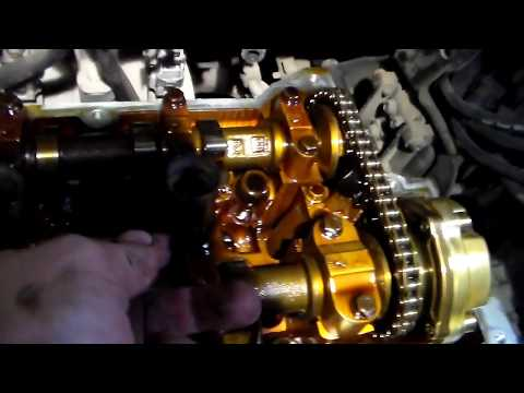 Регулировка клапанов Hyundai Tucson Киев