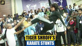 getlinkyoutube.com-Tiger Shroff's Karate Training & Workout 2016