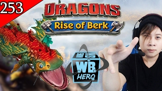 NEW HUGE Submaripper Dragon | Dragons: Rise of Berk [Episode 253]