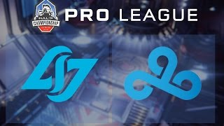 getlinkyoutube.com-WB Round 1 - Counter Logic Gaming vs. Cloud9 - HCS Pro League