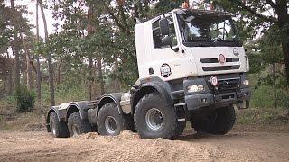 getlinkyoutube.com-AgriTruck Tatra Phoenix 8x8 testdrive