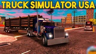 getlinkyoutube.com-NOVIDADES Truck Simulator USA - Imagens Exclusivas