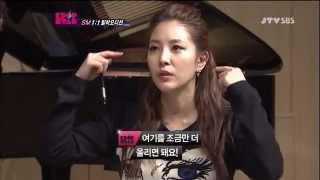 getlinkyoutube.com-BoA teaches trainee how to sing the high notes easily