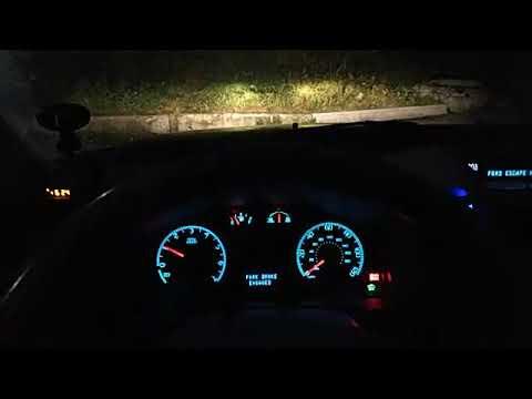 Не работает дальний свет ford escape