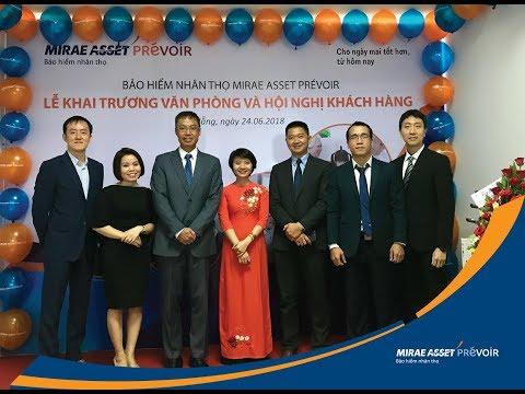 MAP Life khai trương VPKD Bảo hiểm Nhân thọ tại Đà Nẵng