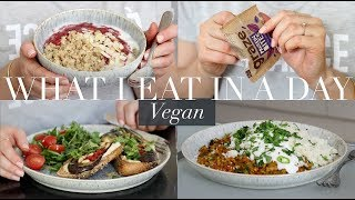 What I Eat in a Day #26 (Vegan/Plant-based) | JessBeautician