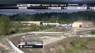 Red Bull Global RallyCross - Seattle, Dirtfish Rally School (HD)