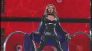 getlinkyoutube.com-01 Intro + Toxic - Britney Spears - Onyx Hotel Tour DVD