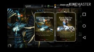 getlinkyoutube.com-Mortal Kombat X Hack - Free In-app purchases!!!