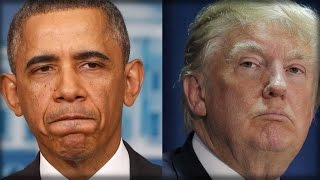 getlinkyoutube.com-TRUMP RUTHLESSLY SHAMES OBAMA WITH PERFECT RESPONSE