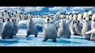 getlinkyoutube.com-Happy Feet 2 - Nobody