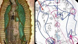 getlinkyoutube.com-Nuevos secretos al descubierto de las estrellas en la Virgen de Guadalupe: el tiempo del Apocalipsis
