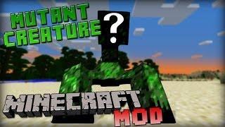 getlinkyoutube.com-Minecraft - Il Laboratorio di Lyon: Le Migliori Mod - Mutant Creature [Creeper]