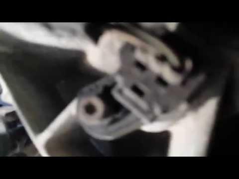 2001 Ford Focus SE Speed Sensor Location 5-Speed
