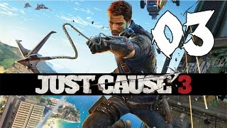 getlinkyoutube.com-Just Cause 3 - Walkthrough Part 3: Mario's Rebel Drops