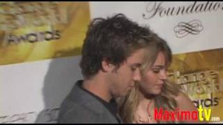 JEREMY SUMPTER and AIMEE TEEGARDEN Together