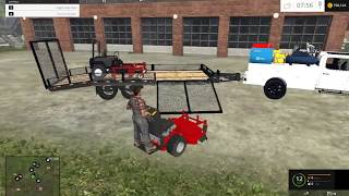 getlinkyoutube.com-Farming Simulator - lawn care 2016 ep.2 part 2