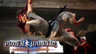 Power Rangers Legacy Wars: Street Fighter Showdown - Official Teaser Trailer