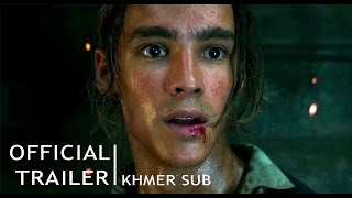 getlinkyoutube.com-Pirates of the Caribbean: Dead Men Tell No Tales Official Trailer | Khmer Sub