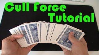 getlinkyoutube.com-Cull Force - Card Force Tutorial