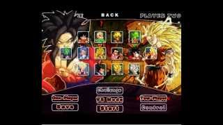 getlinkyoutube.com-dragon ball fierce fighting v2 Como Hacer El kamehameha (misiones )
