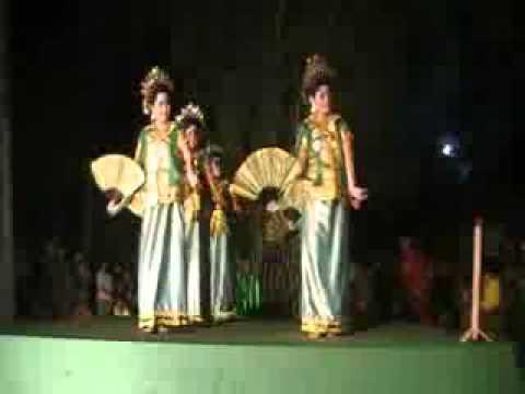 Tari Padjaga Andi,Tari Pakanna , Bugis Ethnic Creation Dance