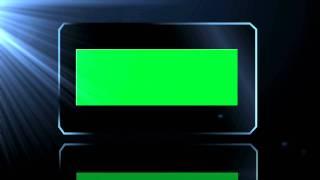getlinkyoutube.com-Green Screen Chroma Key Ready Stock Video Clips