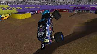 getlinkyoutube.com-32 Truck World Finals 16 Freestyle - Monster Jam Rigs of Rods