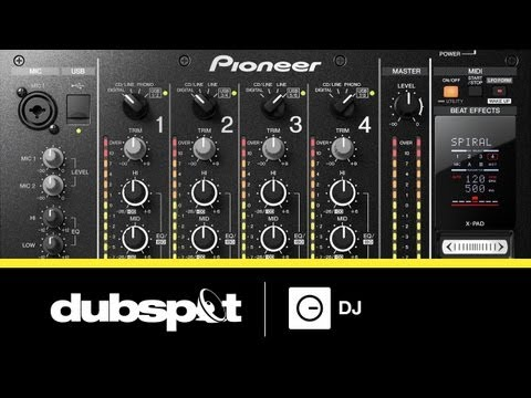 DJ Video Tutorial: Pioneer DJM-900 Mixer + Traktor Pro (Pt 1) How to Integrate Properly w/ Endo