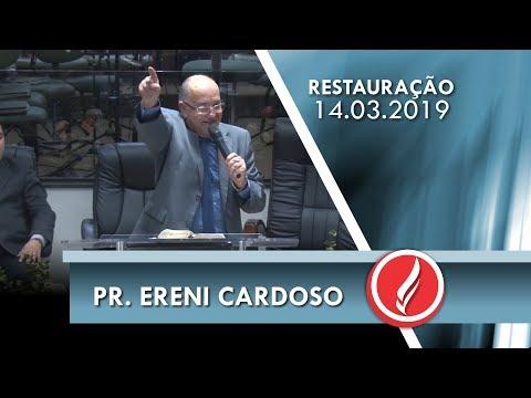 Pr. Ereni Cardoso | O Senhor é teu pastor | Sl 23.1-6 | 14 03 2019