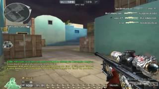 Peng Greece FFA 190kills Gameplay [AWM-InfernoDragon][Crossfire]