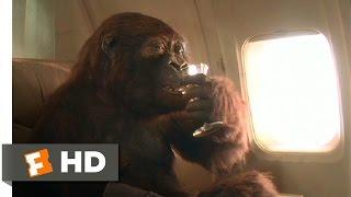 Congo (2/9) Movie CLIP - Amy Want Green Drop Drink (1995) HD