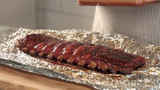 getlinkyoutube.com-Competition Rib Recipe: How to Trim and Smoke St. Louis Style Spare Ribs