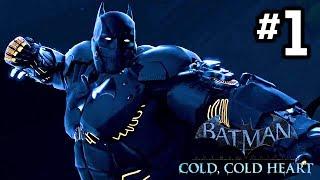 getlinkyoutube.com-Batman Arkham Origins Cold, Cold Heart DLC Walkthrough Part 1 [HD] Xbox 360 PS3 PC