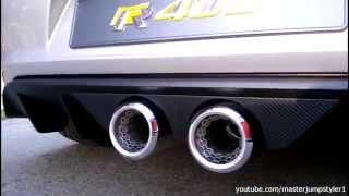 getlinkyoutube.com-VW Golf R400 Sound!!!