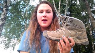 Ladies hiking boot review