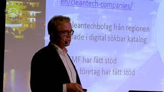 BDD 18 - North Sweden Cleantech – Peter Hedman